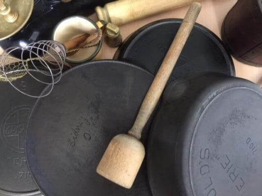 Benefits of cooking with cast-iron cookware