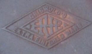Griswold Erie diamond logo.