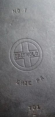 Griswold small block logo.