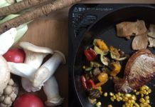 Reasons to cook with cast iron