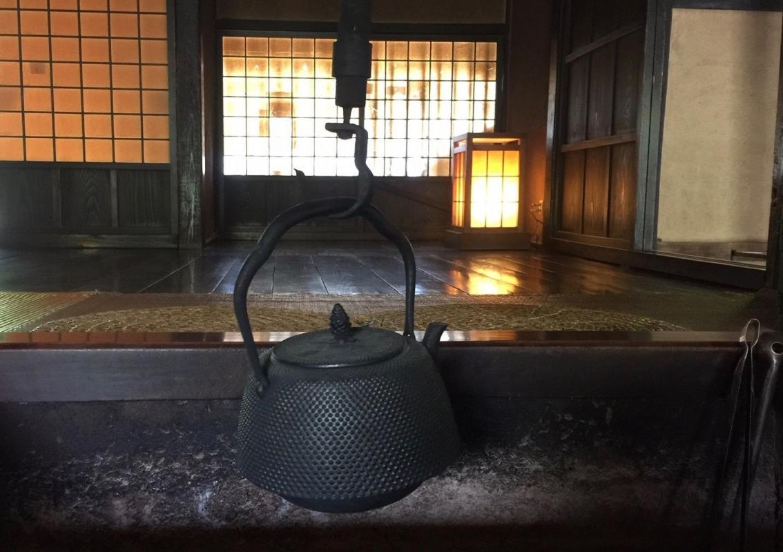 Tradition Nanbu Tekki kettle