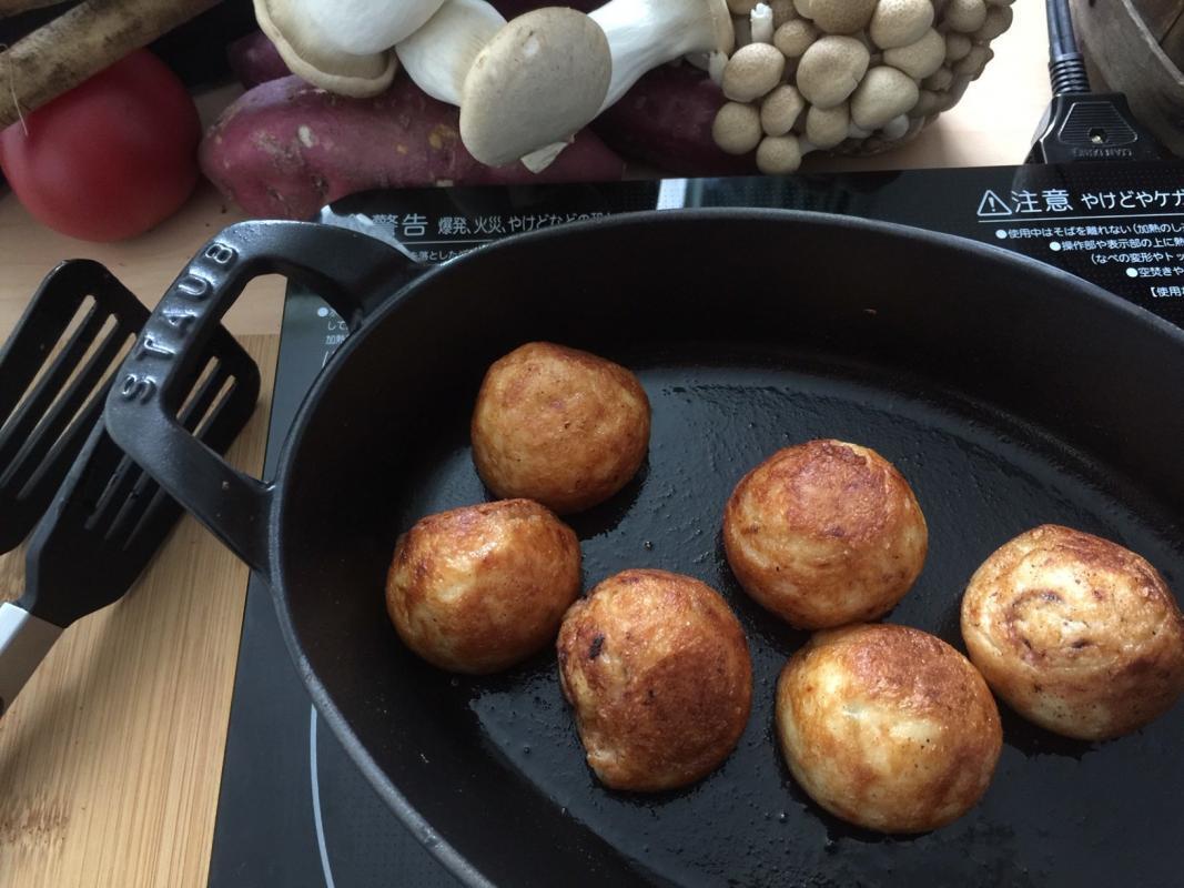 Cooking in Staub cast iron cookware