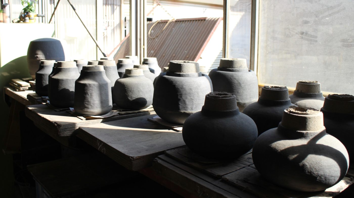 Table of Nakago molds to Japanese Testubins