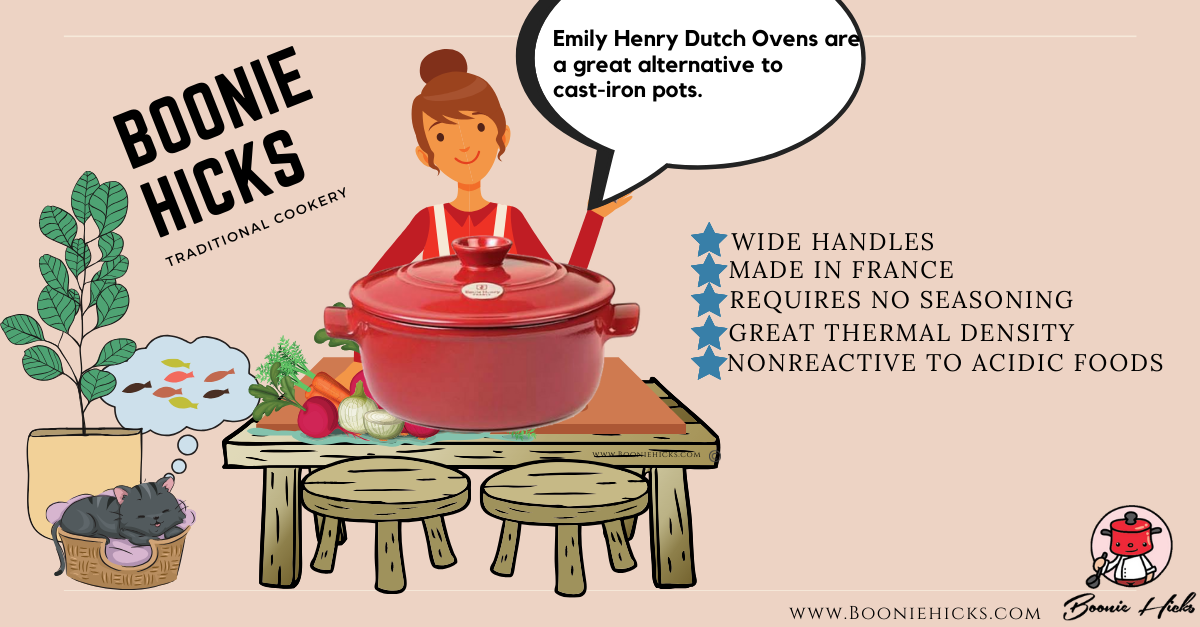 Benefits of Emile Henry Ceramic Dutch Ovens
