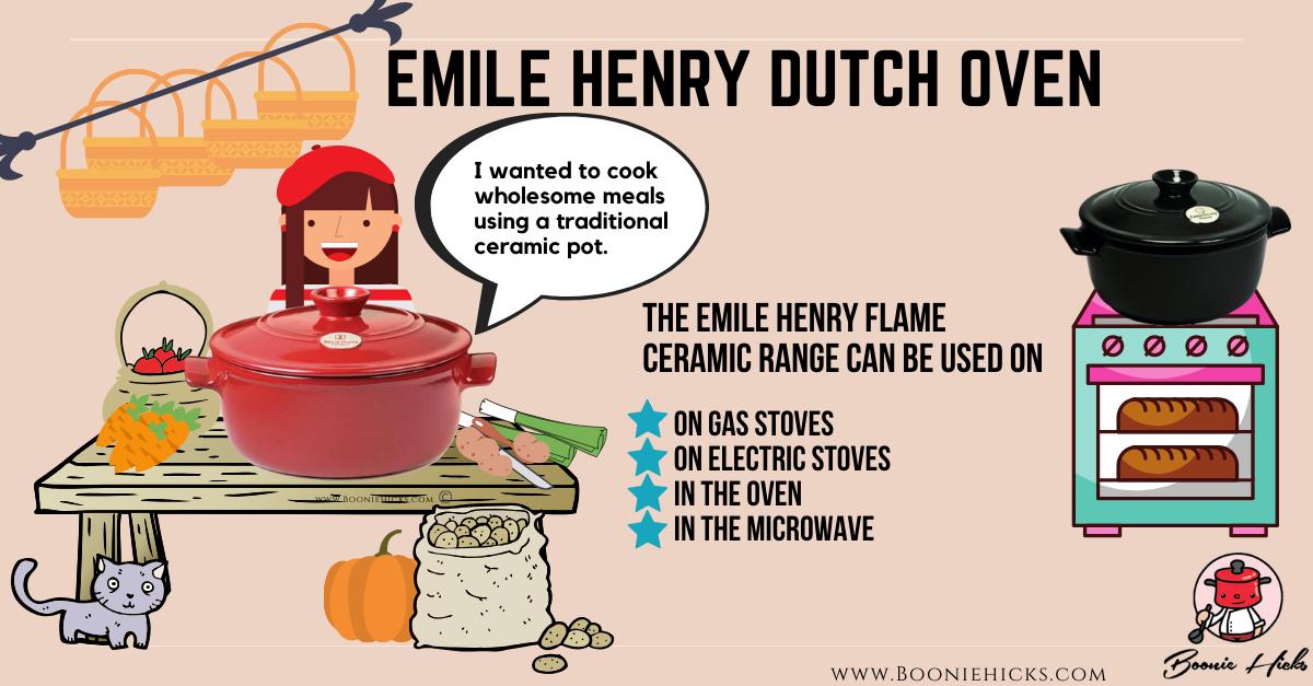 Emile Henry Dutch Oven