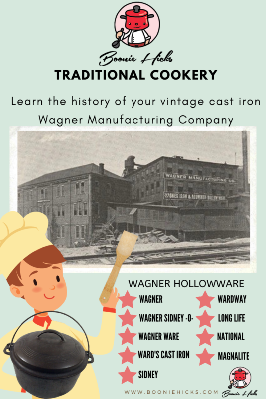 Wagner Manufacturing Company History