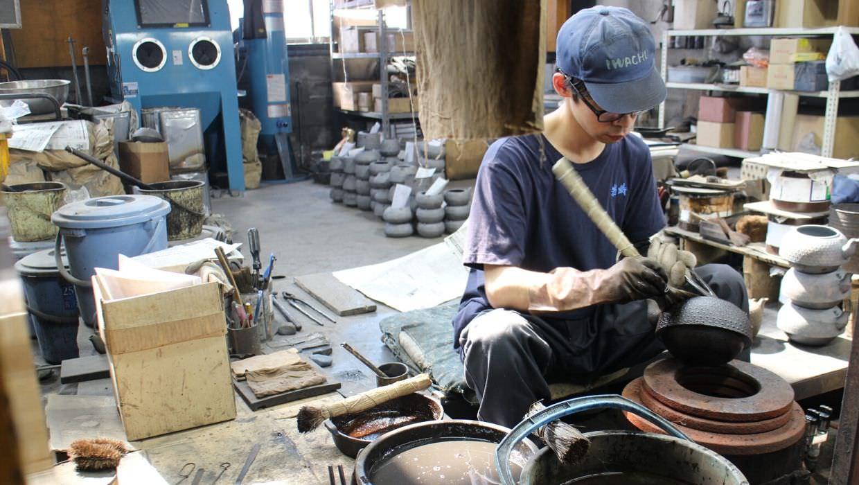 Iwachu-Cast-Iron-worker