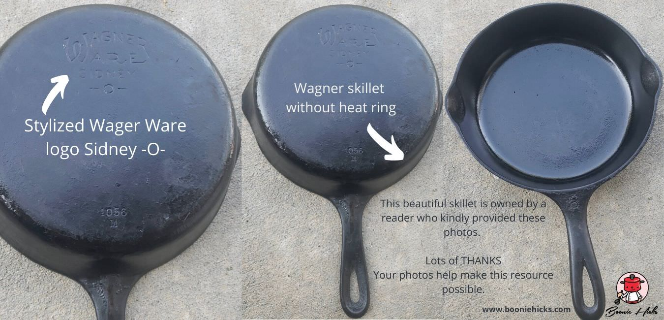 How old is my Wagner Ware skillet