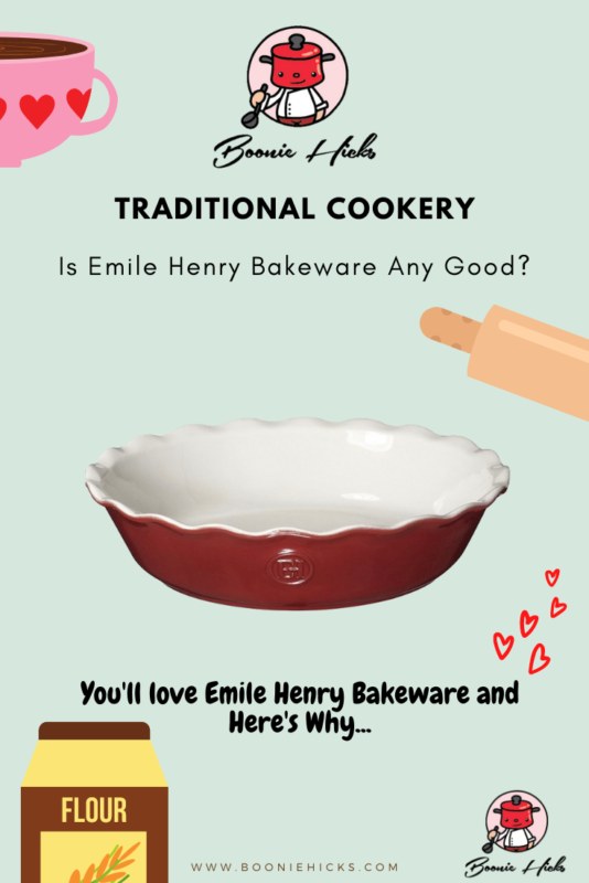 Is Emile Henry bakeware any good?
