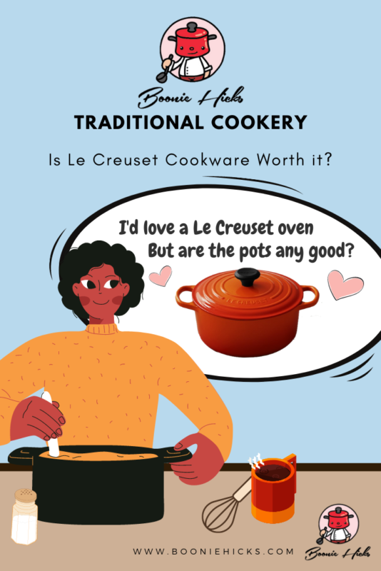 Is Le Creuset worth it?