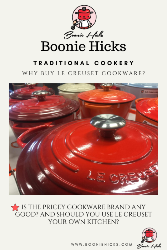 Why Buy Le Creuset Cookware?