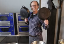 Best cast iron skillets by Boonie Hicks
