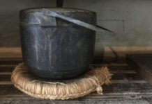 Antique Dutch Oven