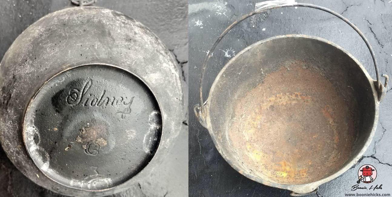 Sidney Scotch bowl