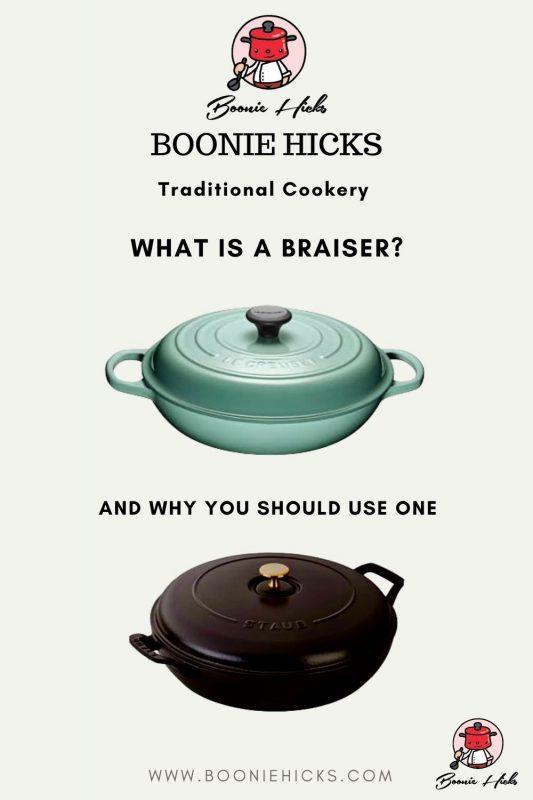 What is a braiser