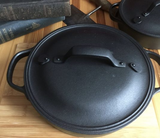 What is the best size braiser?