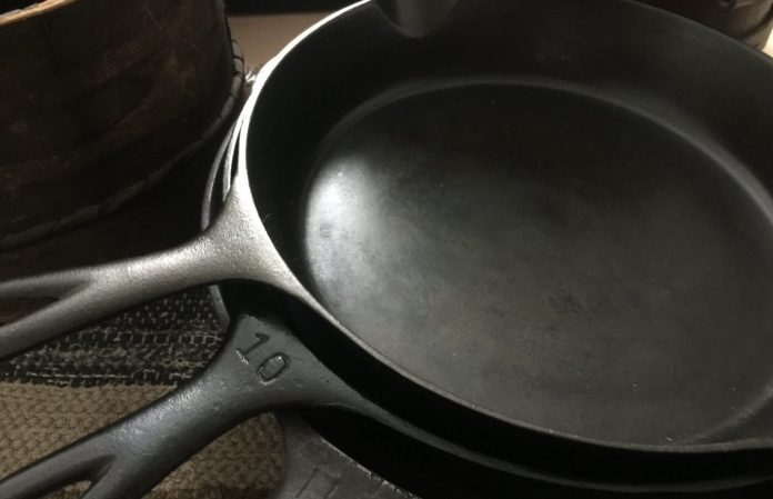 How much is my Griswold skillet worth