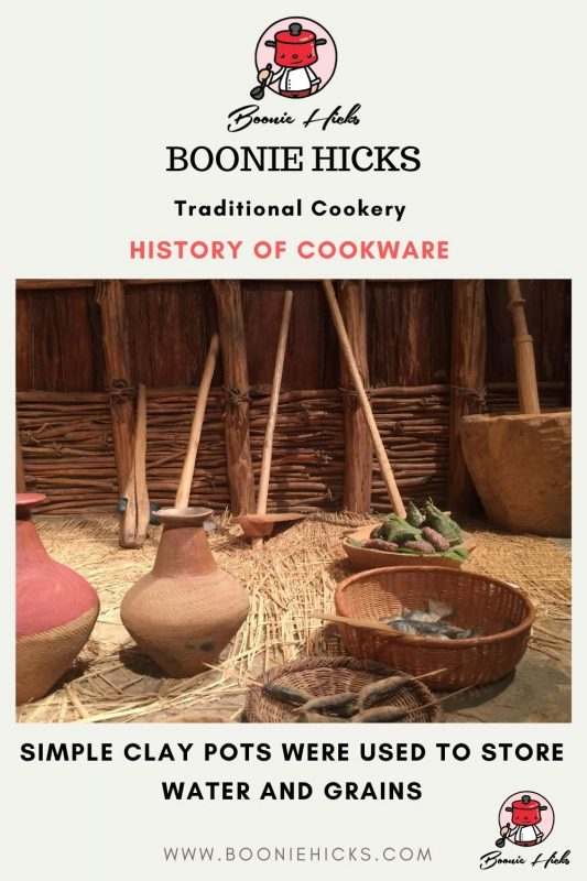 The History of Cookware